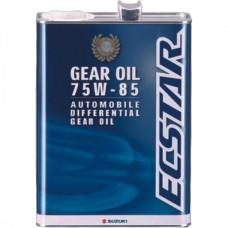Масло трансмиссионное Suzuki Gear Oil 75W-85 Ecstar 4 л