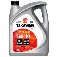 Takayama 5W-40 SN/CF