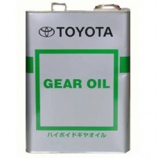 Масло Toyota Gear Oil 75W-80 GL-4