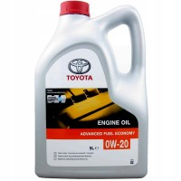 Toyota Engine Oil AFE 0W-20 5 л