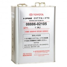 Toyota CVT FLUID TC FE 4 л