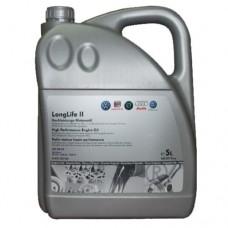 Моторное масло Audi LongLife II 0W-30 5 л