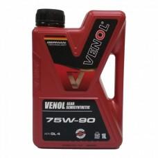 Трансмиссионное масло VENOL GEAR SEMISYNTHETIC GL-4 75W-90 1 л