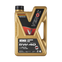 VENOL SYNTHESIS GOLD SM CF 5W40 4 л