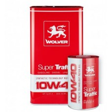 WOLVER Super Traffic SAE 10W-40 5 л